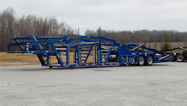 1 car haulers & auto transport trailers in tennessee wally mo trailers Car Hauler Truck at highcare.asia