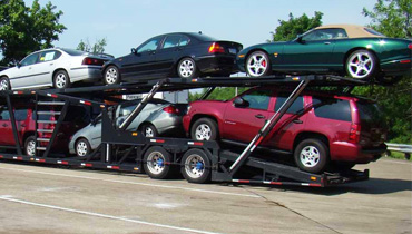 Car Haulers Auto Transport Trailers In Tennessee Wally Mo Trailers
