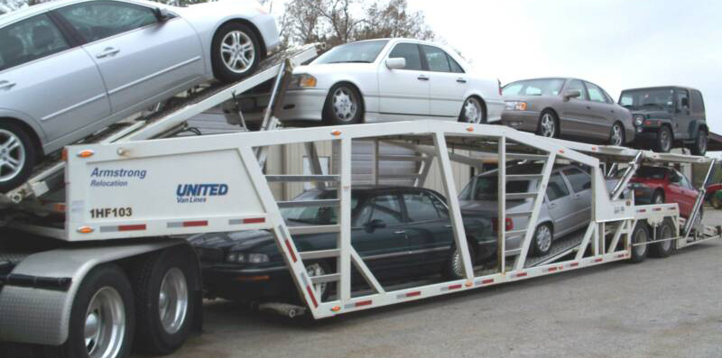 Car Haulers  U0026 Auto Transport Trailers In Tennessee