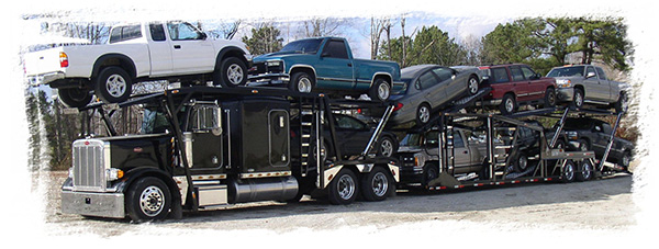 Car Haulers & Auto Transport Trailers in Tennessee | Wally